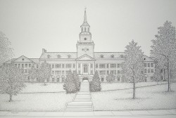 University of Cincinnati, McMicken Hall