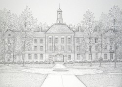 Miami University, Upham Hall