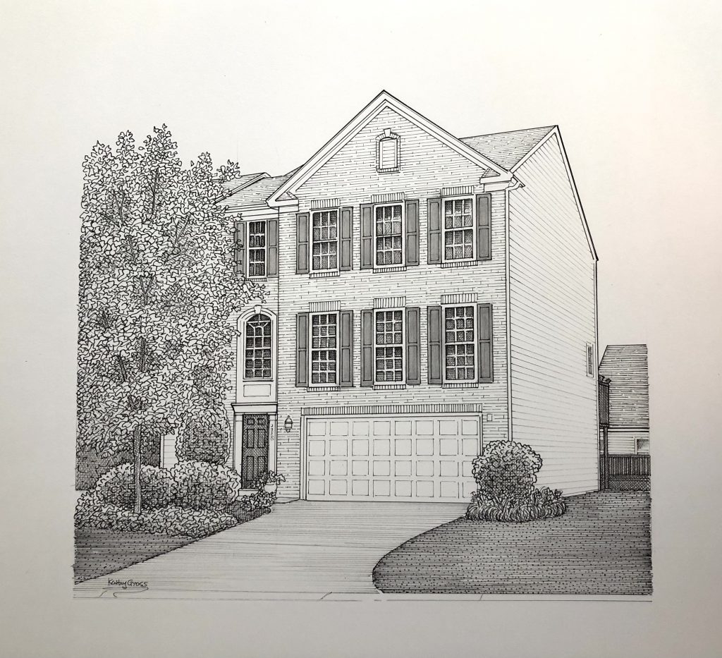 Condos can be drawn too!
